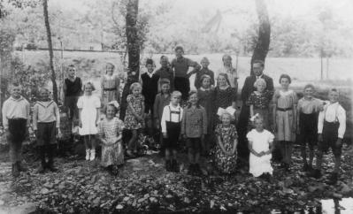 Schulklasse 1939